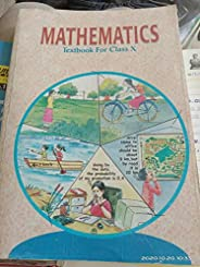 Class 10 NCERT Maths Textbook Cbse [Paperback]