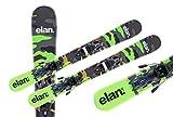 Elan Snowblades Freeline Camo 99cm+ Sicherheitsbindung Saison 2017(2018