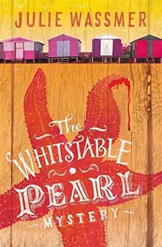 book cover of   The Whitstable Pearl Mystery