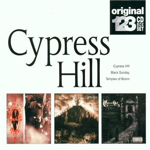 Cypress Hill/Black Sunday/Temple Of Boom [3-CD-Box]