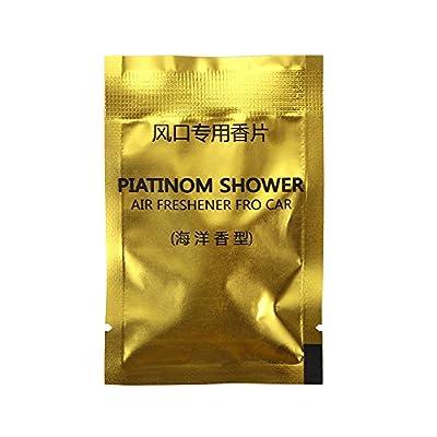 Winbang Auto-Erfrischungs, Frischer Car Perfumes Pills K?ln Duft Reines Festes Supplement Air Outlet Parf¨¹m 2ST Pro Beutel