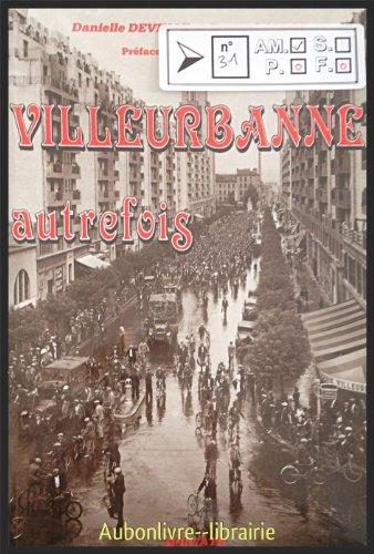 Villeurbanne autrefois 103197
