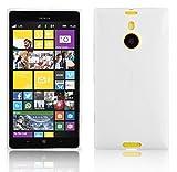 Cadorabo - TPU X-line Style Silikon Hülle für Nokia Lumia