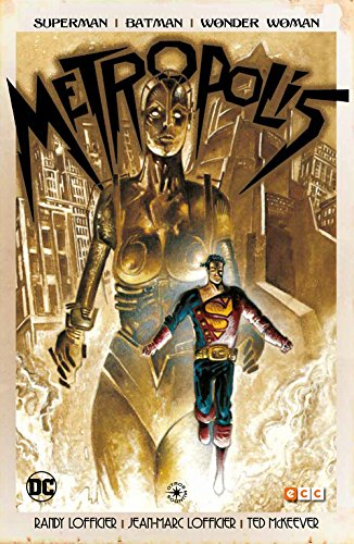 Superman/Batman/Wonder Woman: Metrpolis