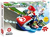 Winning Moves Puzzle Mario Kart - Funracer (1000 Teile) – Ein absolutes Highlight für Alle Mario Kart-Fans