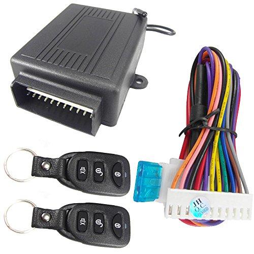 E Support™ KFZ Auto Funkfernbedienung für vorhandene Original Zentralverriegelung Schließsystem Keyless 02