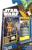Bounty Hunter El-Les Star Wars - The Clone Wars von Hasbro