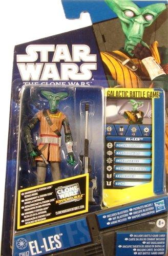 Bounty Hunter El-Les Star Wars - The Clone Wars von ()