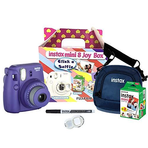 Fujifilm Instax Mini 8 Joy Box Grape