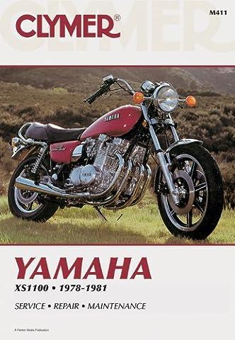 Yamaha XS1100 Fours, 1978-81: Clymer Workshop