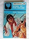 Front cover for the book Song of the Waves by Anne Hampson