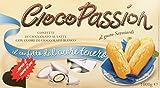 Crispo Confetti Cioco Passion Savoiardi - Colore Bianco - 3 confezioni da 1 kg [3 kg]