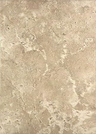 Rapolano Noce Bathroom Wall Tiles 30x41.6cm Beige Ceramic Matt Tile   1 Sqm