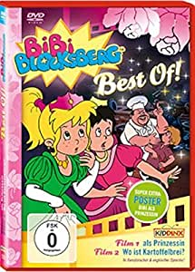 Bibi Blocksberg - Best Of!: Prinzessin/Kartoff..
