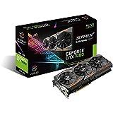 Asus ROG Strix GTX1080-A8G-Gaming Nvidia GeForce Grafikkarte (PCIe 3.0, 8GB GDDR5X Speicher, HDMI, DVI, Displayport)