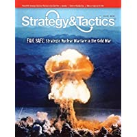 DG: Strategy & Tactics Magazine, Issue # 283, with Fail Safe, Strategic Nuclear Warfare in the Cold War, Board Game