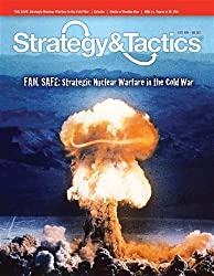 Dg Decison Games Strategy & Tactics Magazine Dg: Strategy & Tactics Magazine, Issue 283, With Fail Safe, Strategic Nuclear Warfare In The Cold War, Board Game