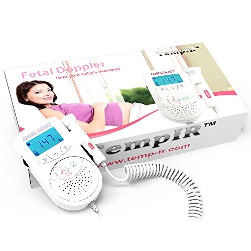 Fetal Doppler, Premium Professional - Best Baby