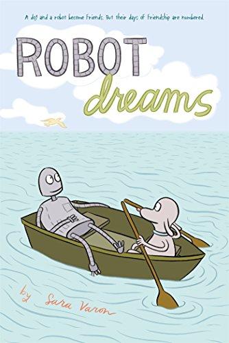 Robot Dreams por Sara Varon