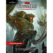 [(Out of the Abyss)] [By (author) Wizards RPG Team] published on (September, 2015)
