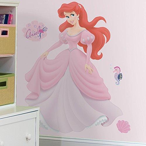 RoomMates - Sticker gigante principesse Disney, Ariel