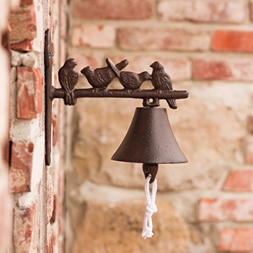 Antikas - campana casas rurales - campana como timbre