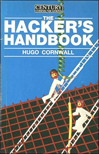 Hacker's Handbook by Hugo Cornwall (1985-03-06)