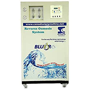Canadian Clear, RO Silver Stream Water Purifier (250LPH) 900mm*750mm*1650mm
