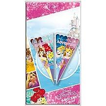 Verbetena, (014000901), Disney princesas, set de 6 bolsas de cono Princesas