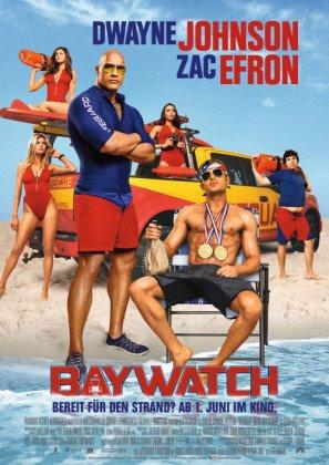 baywatch-dwayne-johnson-german-imported-movie-wall-poster-print-30cm-x-43cm-brand-new-the-rock