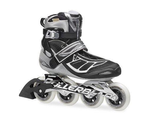rollerblade-performance-tempest-90-rollers-fitness-pour-homme-noir-argent-noir-45