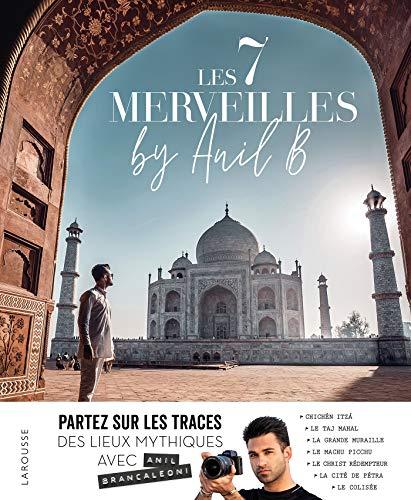 7 merveilles du monde par Anil Brancaleoni