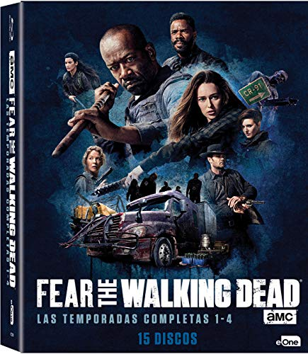 Fear The Walking Dead T1