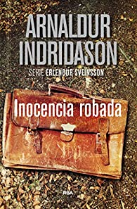 Inocencia robada par Arnaldur Indridason