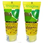 #7: Ahaglow face wash pack of 2