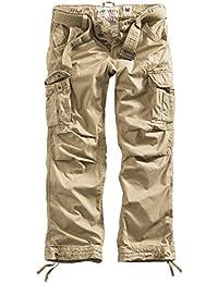 Surplus Herren Cargo Hose Premium Vintage Trousers