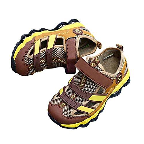 Executando Crianças Moda Caminhada O Ao Zhuhaixmy Esporte Marrom Sapatos Ar Infantil Primavera Livre De Tênis Jovens 7EfddqOP
