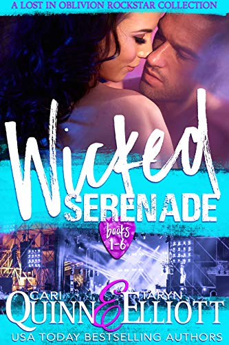 Wicked Serenade: a Lost in Oblivion Rockstar Collection (English Edition)