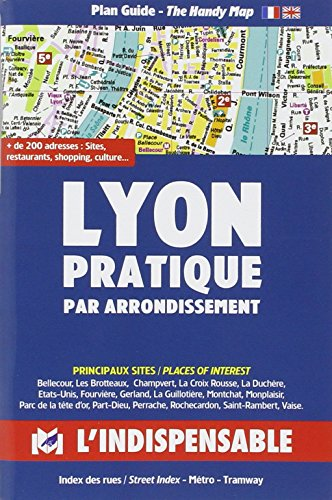 Lyon Pratique par Arrondissements