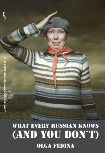 This book is a collection of 12 essays looking at touchstones of Russian popular culture, mostly from the Soviet period, that continue to resonate through language, images, and ways of seeing the world in Russia today. These include films: The Irony ...