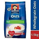 #3: Quaker Oats - 1.5 kg Pack