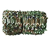 Lanyou 2M X 3M Oxford Fabric Camouflage Net/Camo Cover For Hunting Camping Hide Army