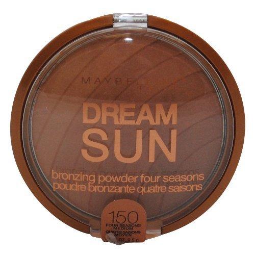 MAYBELLINE DREAM SUN BRONZING POWDER FOUR SEASONS #150 FOUR SEASONS MEDIUM