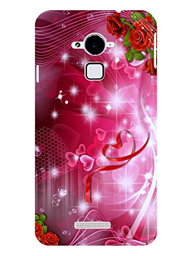 TREECASE Designer Printed Hard Back Case Cover For Coolpad Note 3 / Coolpad Note 3 Plus