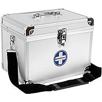 Songmics Erste Hilfe Koffer Medizin-Box Aufbewahrungsbox Medikamentenbox Arzneimittel-Box Medizinbehälter mit... preisvergleich bei billige-tabletten.eu