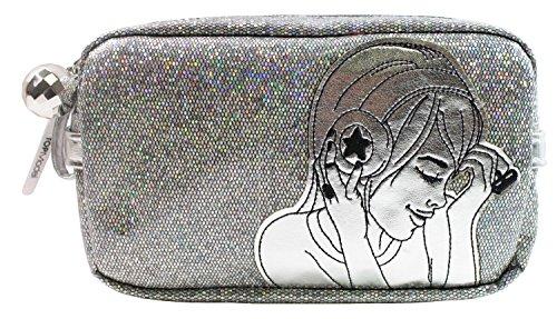 Depesche 7956 - Top Model Kosmetiktasche Music, ca. 19,5 x 12,5 x 5 cm