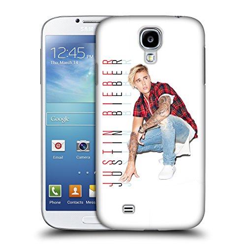 Offizielle Justin Bieber Fotokalender Und Text Purpose Ruckseite Hülle für Samsung Galaxy S4 I9500 (Justin Bieber Samsung Galaxy S4)