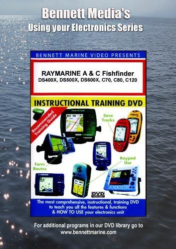 C80-serie (RAYMARINE A & C Series Fishfinder: DS400X,DS500X,DS600X,C70,C80,C120)