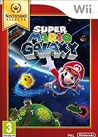 NINTENDO WII SUPER MARIO GALAXY SELECT 2131949 WII SUPER MARIO GALAXY SELECT