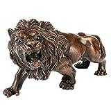 Begriff Messing Löwe Skulptur Deko Home Collection bs203
